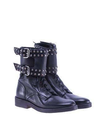 Teylon Ranger Ankle Boots From Isabel Marant