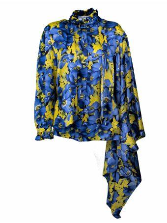 Balenciaga Shirt With Kimono Sleeves