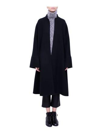 Dusan Cashmere-bend Coat