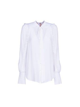 Nº21 Ruffled Trim Shirt