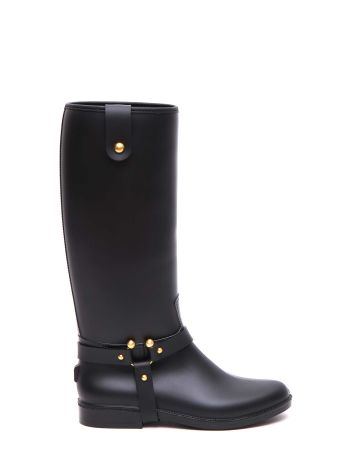 Red Valentino Rainboot