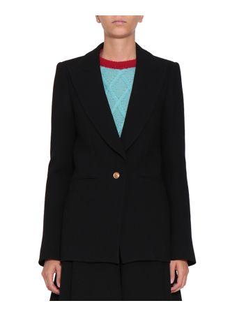 Fausto Puglisi Wool Blazer Jacket