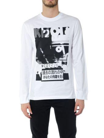 McQ Alexander McQueen Long Sleeve T-shirt