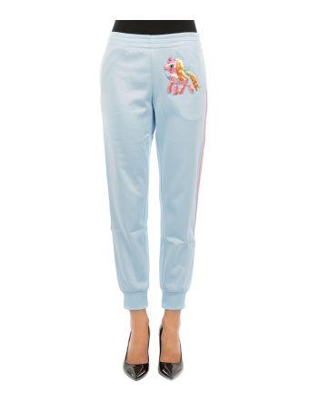 Moschino Cotton Blend Pants
