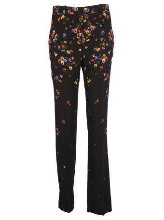 Givenchy Floral Tailored Trousers