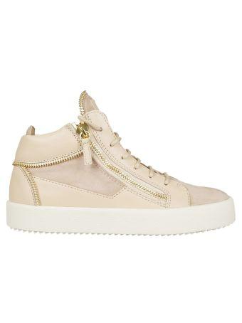 Giuseppe Zanotti Kriss Hi-top Sneakers