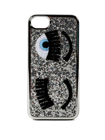 Chiara Ferragni Cover Iphone 6/7 Glitter