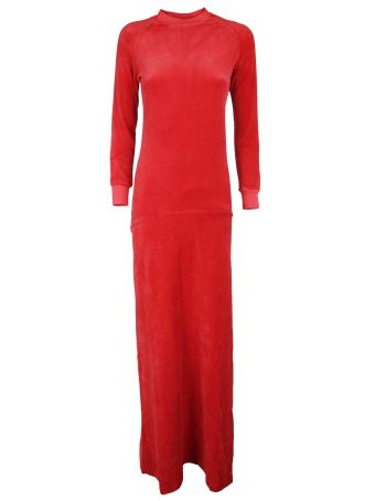 Vetements Juicy Couture Long Dress