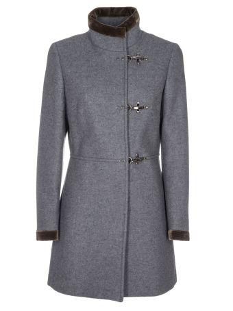Fay Horn Coat
