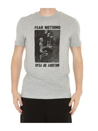 Mcq Alexander Mcqueen Skeleton Tarot Tshirt