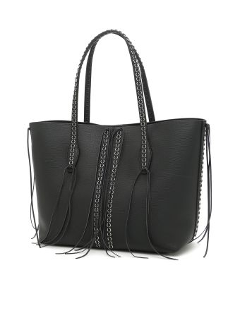 Medium Anj Rings Shopping Bag
