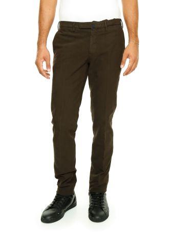 Doeskin Cotton Trousers