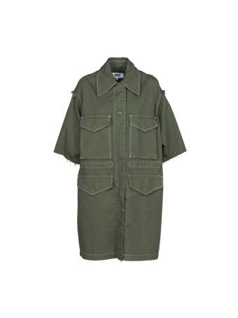 Mm6 Maison Margiela T-sleeves Jacket