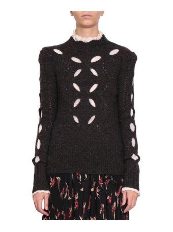 Isabel Marant Elea Alpaca Blend Sweater