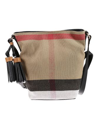 Shoulder Bag Handbag Woman Burberry