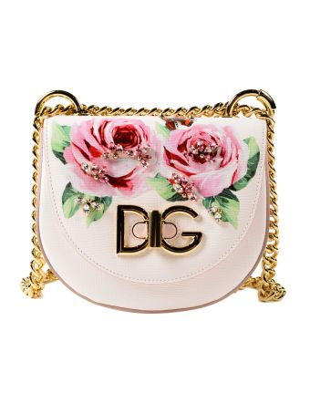 Dolce & Gabbana Crossbody With Chain Bag