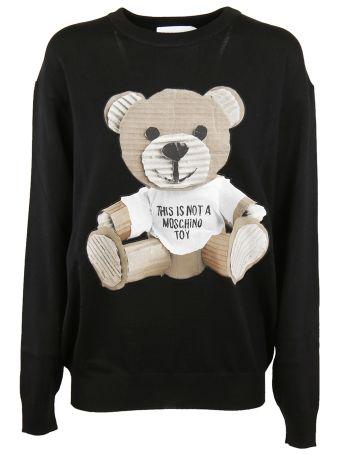 Moschino Round Neck Sweater