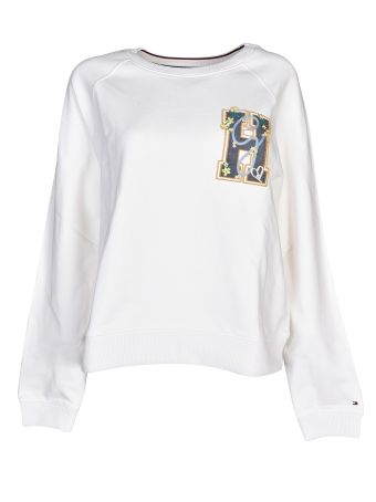Tommy Hilfiger Appliqué H Sweatshirt