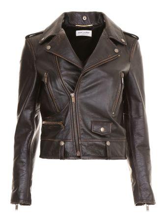 Vintage Biker Jacket