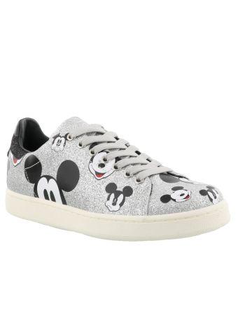 M.o.a. Glitter Sneakers