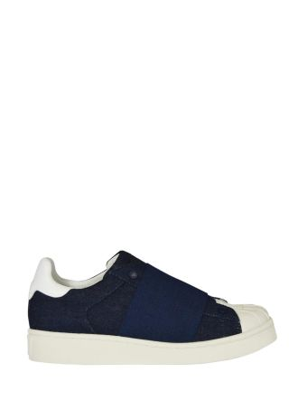 Moa Minimal Denim Sneakers