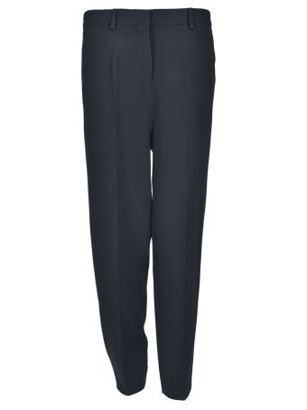 Rochas Tapered Cropped Trousers