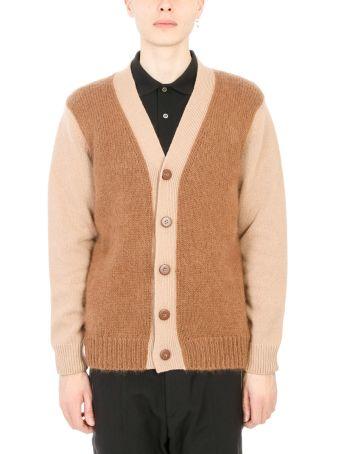 Stella McCartney Camel Wool Cardigan