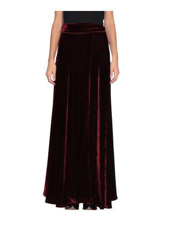 WANDERING Velvet Skirt