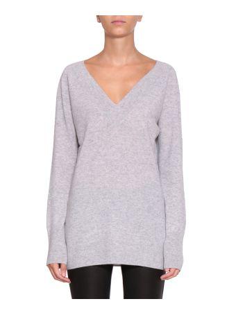 Equipment Oversized Wool Sweater