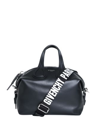 Givenchy Nightingale Small Leather Bag