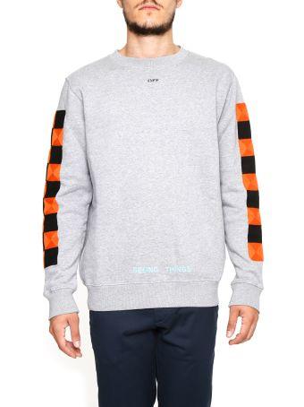 Checker Sweatshirt