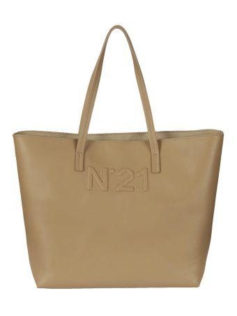 Nº21 Logo Shopper Tote
