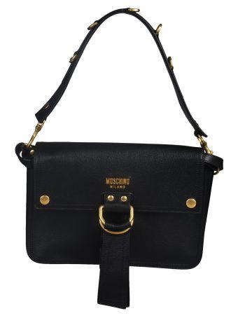 Moschino Removable Handle Shoulder Bag