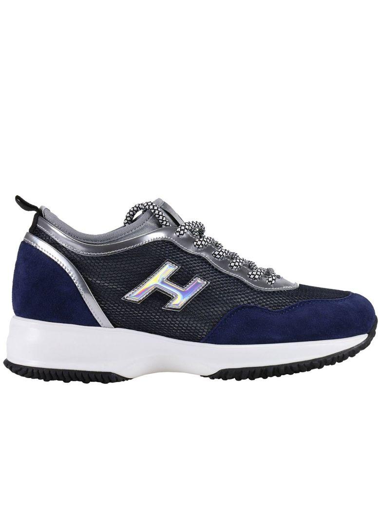 HOGAN Sneakers Shoes Women in Blue