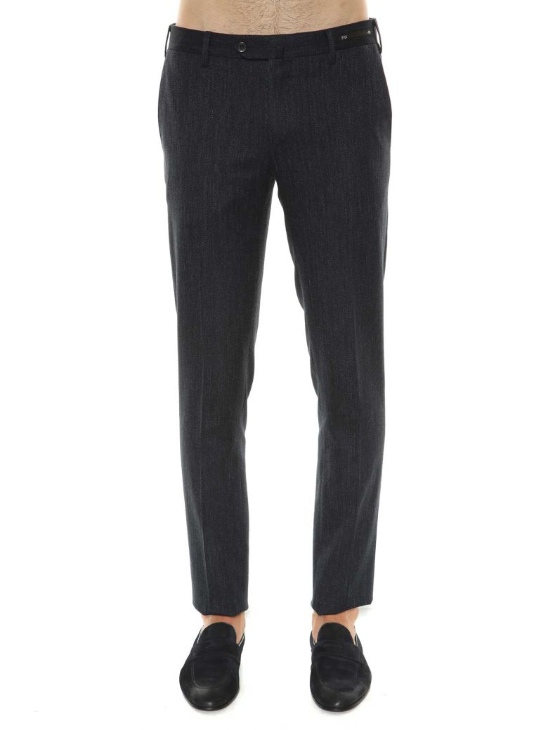 Pt01  PT01 WOOL TROUSERS