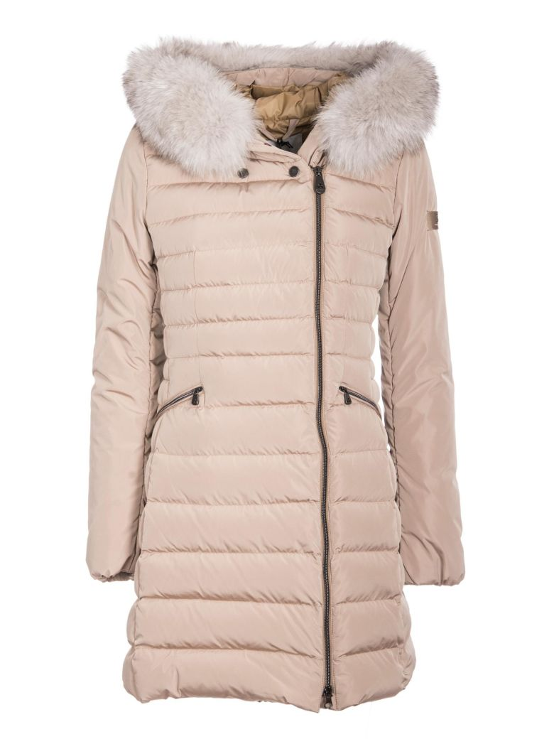 Peuterey Peuterey Hooded Padded Coat
