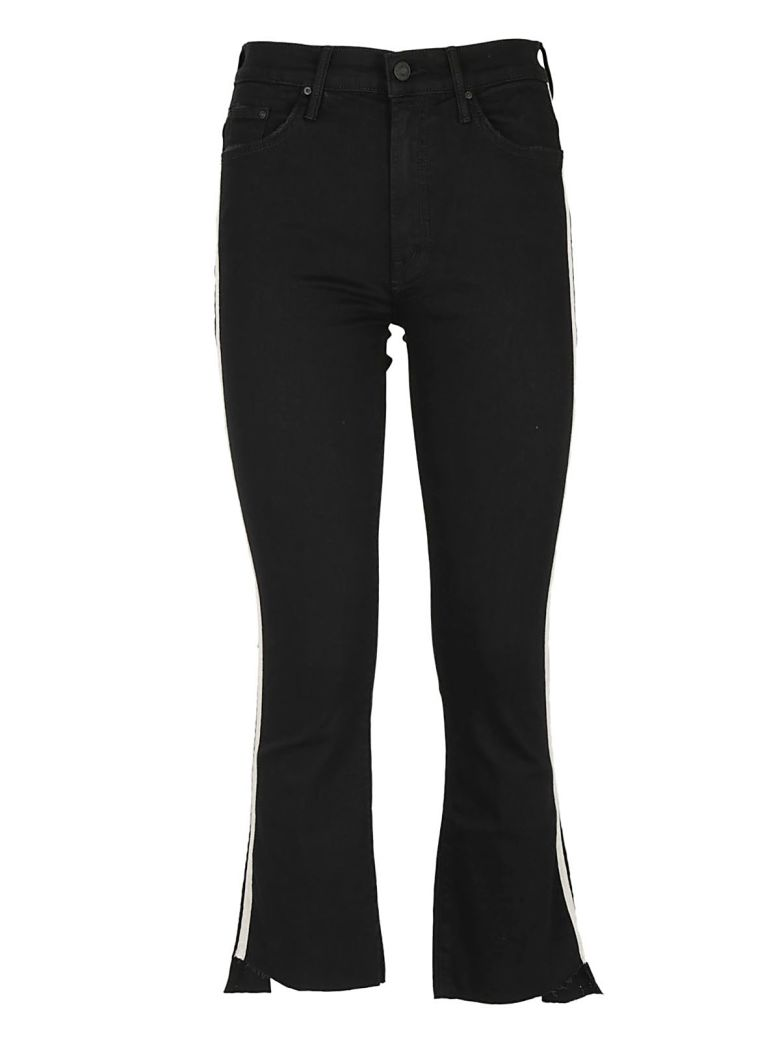 CROPPED RACER JEANS