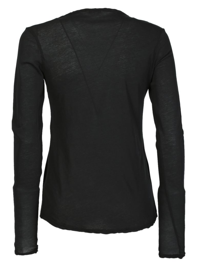 james perse t shirt in black modesens