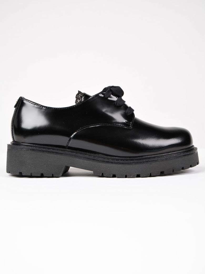 Twinset  LEATHER DERBY SHOES