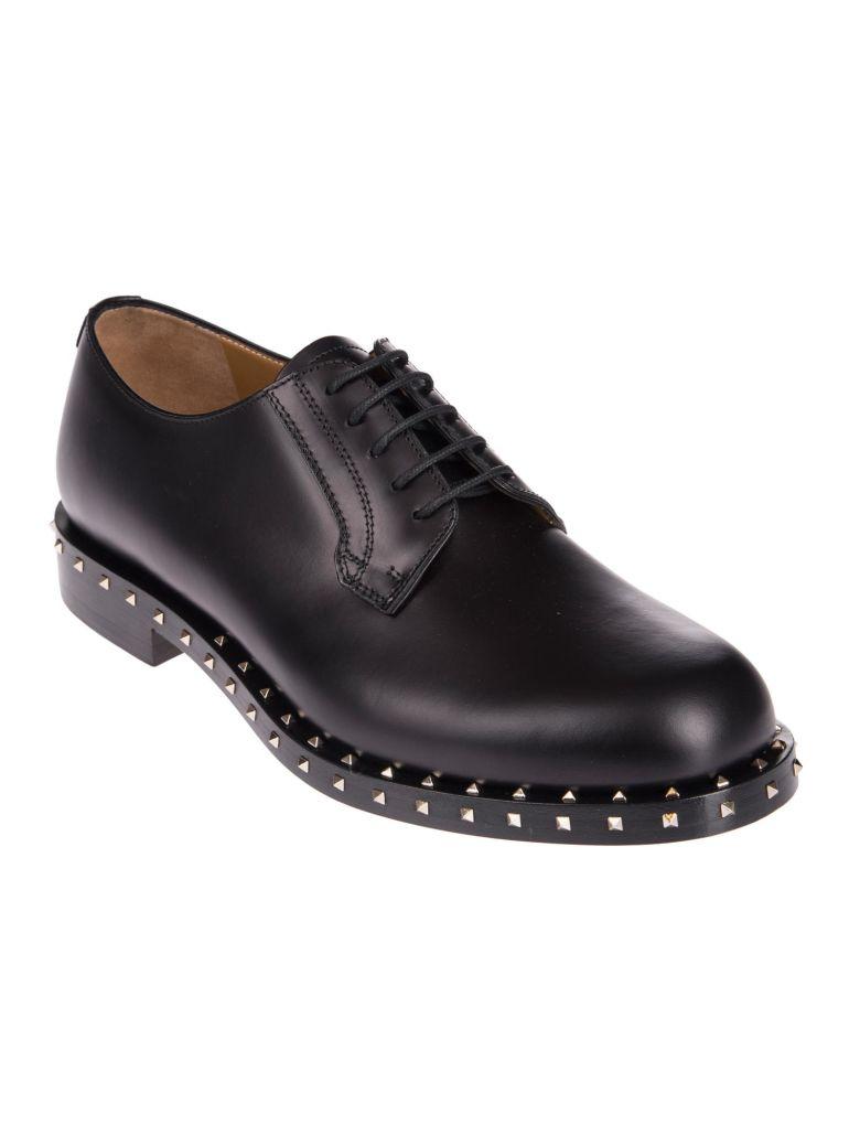 valentino garavani studded oxford shoes modesens. Black Bedroom Furniture Sets. Home Design Ideas