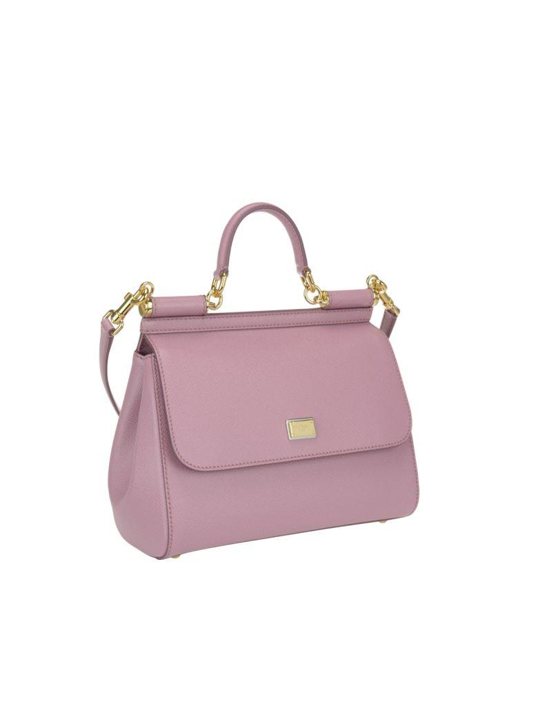 DOLCE & GABBANA Dolce & Gabbana Medium Sicily Bag