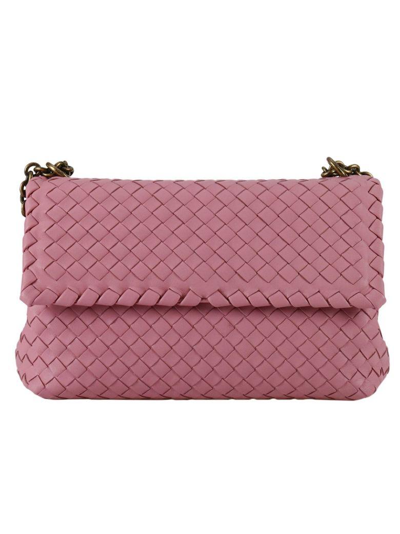 132b617ab3 Bottega Veneta Crossbody Bags Shoulder Bag Women In Pink ...