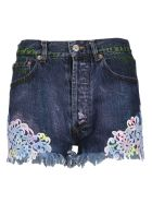 Forte Couture Tropez Graffiti Shorts