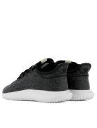 Grey Fabric Sneakers