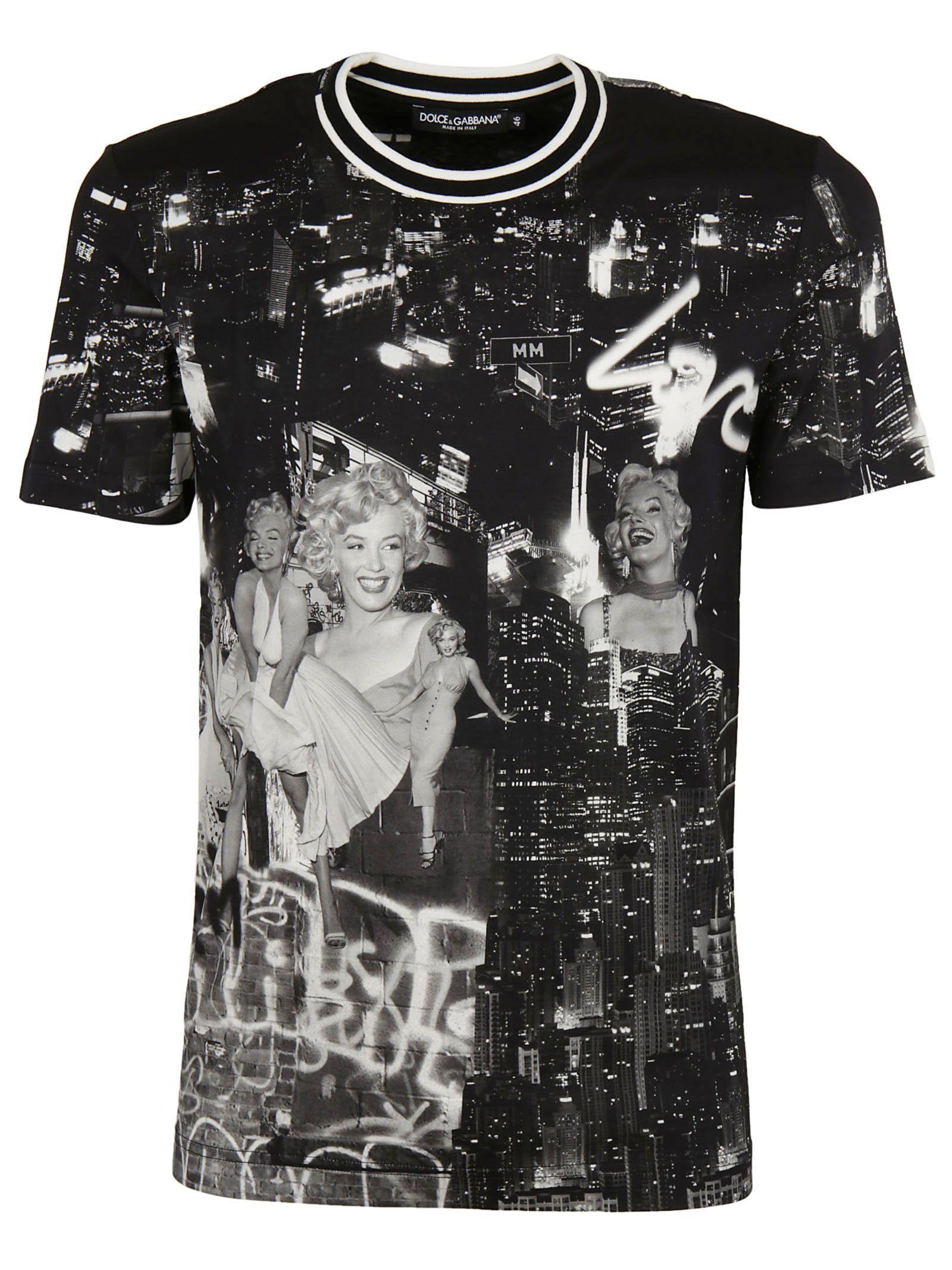 Dolce & Gabbana Photo T-shirt