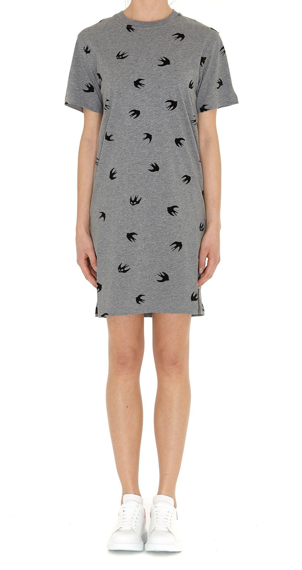 Mcq Alexander Mcqueen Tshirt Dress