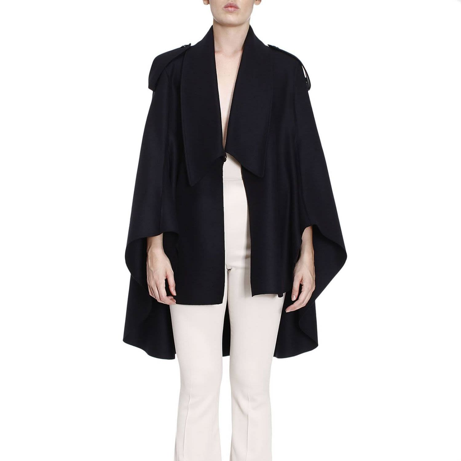 Cape Coat Women Burberry