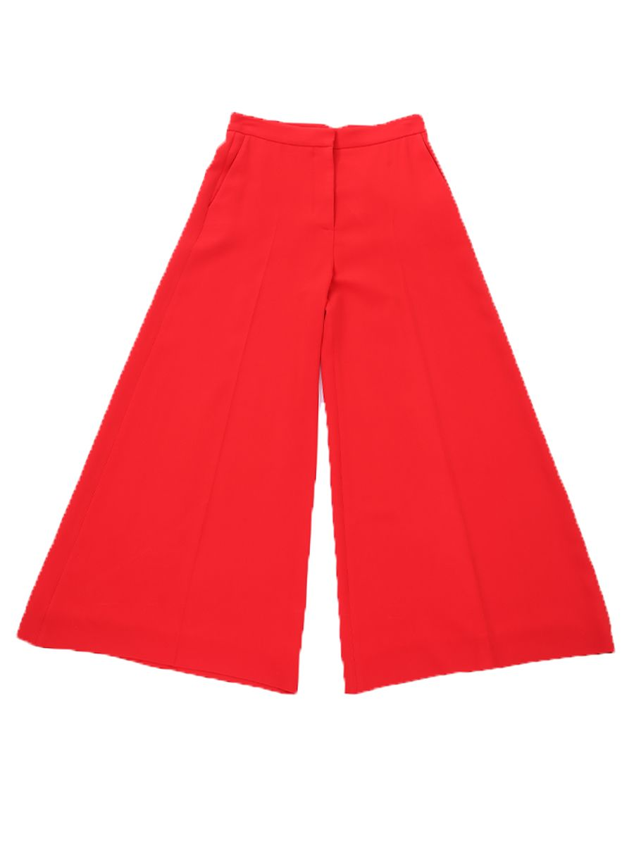 Viscose Blend Trousers