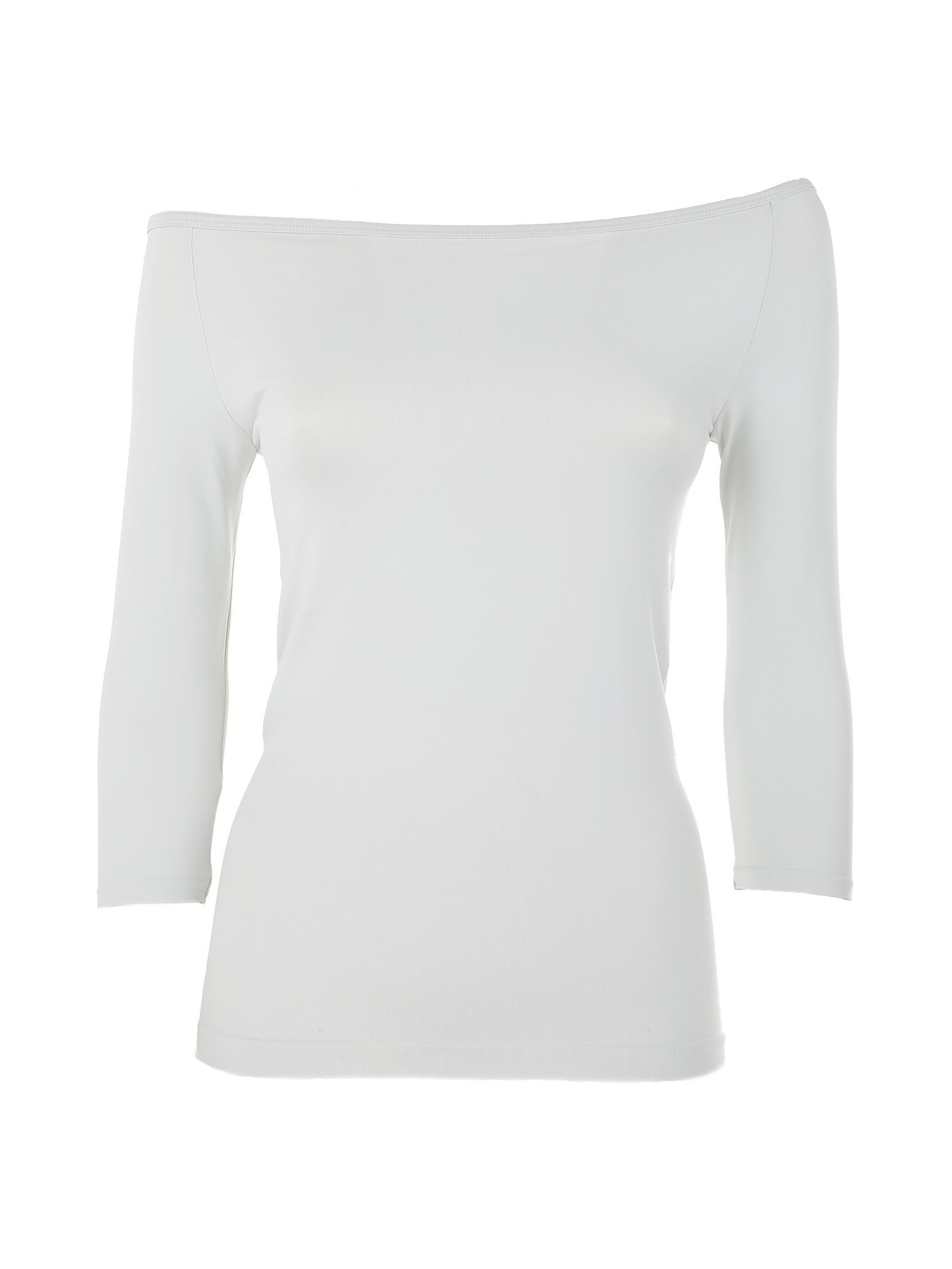 Helmut Lang Off Shoulder Top