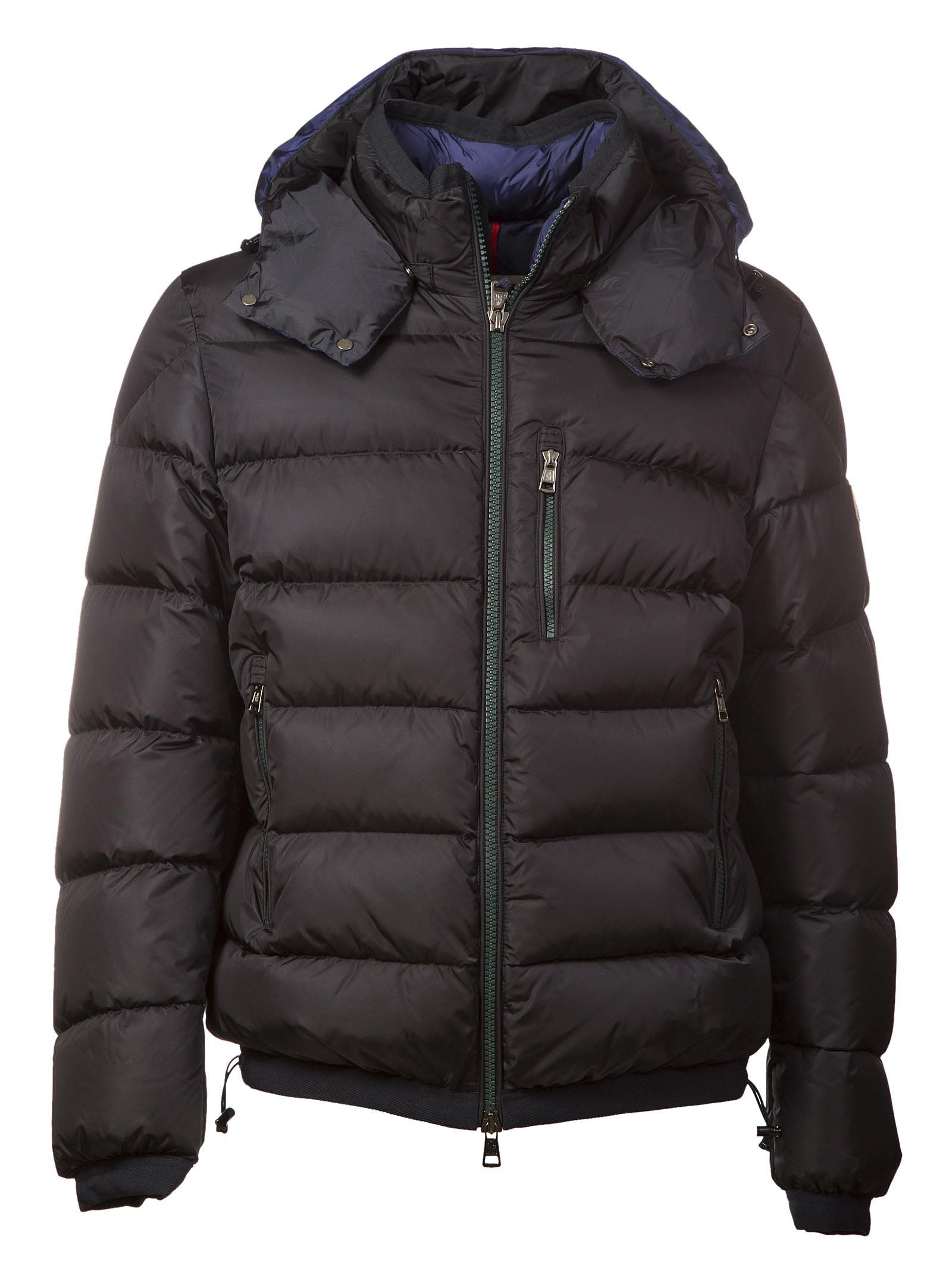 Moncler Zipped Down Jacket